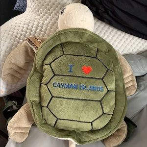 Small turtle backpack